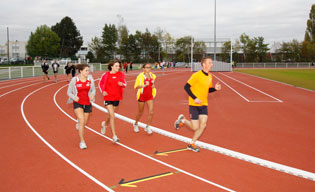 Complexe Demoiselle Athletisme